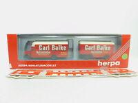 BO914-0,5# Herpa H0/1:87 143929 Lastzug/Hängerzug Mercedes/MB Balke, NEUW+OVP