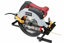 Heavy Duty 12 Amp Circular Saw Laser Guide System Corded Adjustable Lightweight