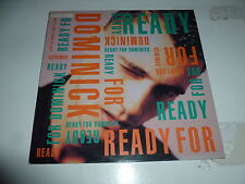DOMINICK - Ready for Dominick - 1988 UK 10-track vinyl LP