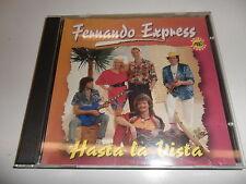 CD  Fernando Express - Hasta la Vista