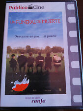 UN FUNERAL DEATH DEATH EN TO FUNERAL DVD SLIM SEALED NEW SPANISH ENGLISH