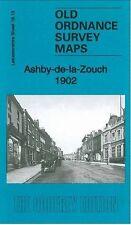 MAP OF ASHBY-DE-LA-ZOUCH 1902
