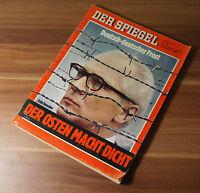 Der Spiegel Nr. 43/1980 20.10.1980 Der Osten macht dicht (G3)