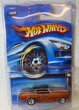 Mystery Car 2006 HOT WHEELS - '70 CHEVELLE with REDLINES