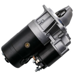 New STARTER MOTOR for Land Rover Discovery 1 200TDi/300TDi 1989-1998 NAD500210