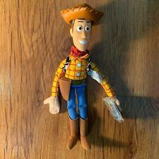 "Disney Pixar Toy Story 2 Woody Star Bean 11"" Plush Mattel"