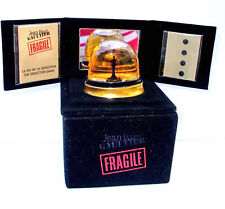 FRAGILE by JEAN PAUL GAULTIER - 7ml EAU DE PARFUM PERFUME SNOW GLOBE - EXQUISITE