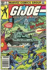 G.I. Joe A Real American Hero #5 FN/VF Nov 1982 1st print Larry Hama Don Perlin
