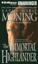 The Immortal Highlander (Highlander Series), Moning, Karen Marie, Good Condition