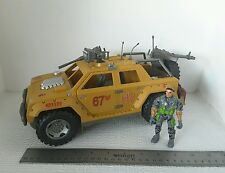 Lanard Toys LTD The Corps 2006 Mission Vehicle ATK & figure