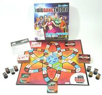 The Big Bang Theory~Fact or Fiction~Fan Edition~Trivia Game~Complete~Excellent~