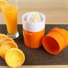 Hand Press Orange Juicer Manual Fruit Machine Citrus Lemon Squeezer Tools Chic