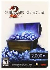 Guild Wars 2: Gem Card -  PC Games