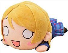 Love Live! Mega Jumbo Nesoberi Plush Doll Hanayo Koizumi Japan 40cm