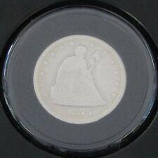 1875-CC Silver Twenty Cent Piece The Carson City Mint Seated Liberty PCS Box
