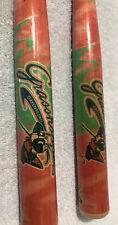 2011 Coopersburge Greensboro Grasshoppers Collectible Baseball Bats