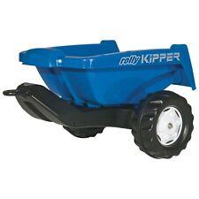 Rolly Toys rollyKipper II Anhänger Kippanhänger Traktoranhänger blau