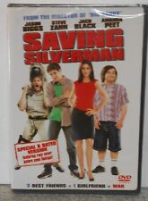 Saving Silverman (Dvd 2001 R-Rated Version Extra Footage) Rare Comedy Brand New
