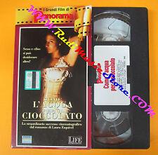 VHS film Come l'acqua per il cioccolato Alfonso Arau PANORAMA (F109*) no dvd