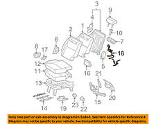 TOYOTA OEM 06-10 Sienna Rear Seat-Wire Harness Right 8219308010