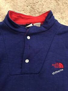 Vintage The North Face Extreme Pullover Ski Sweater M-L