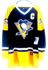 Pittsburgh Penguins Captain Sidney Crosby Replica Hockey Jersey Size XL NHL NWT