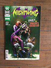 Nightwing (2016) # 57 NM-  Duela Dent Bondage Cover