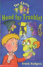 Head for Trouble! by Frank Rodgers (Paperback) New Book