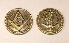 "2"" Masonic Coin(ANT)"