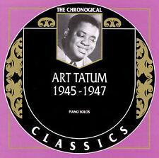 Art Tatum: The Chronological Classics, 1945-1947, Art Tatum, , New