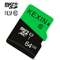 1pcs 64GB Micro SD TF Card SDHC U1 Class 10 Memory Card for Phone Tablets Camera