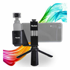 Rollei DJI Osmo Pocket Vlog Set Mini-Stativ Smartphone-Halterung für Influencer