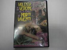 VIOLENZA AD UNA VERGINE NELLA TERRA DEI MORTI VIVENTI - FILM IN DVD - ORIGINALE