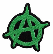 GREEN ANARCHY 1% OFFICIAL PATCH
