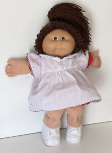 1982 Original Coleco Cabbage Patch Kid Doll In Original Clothes
