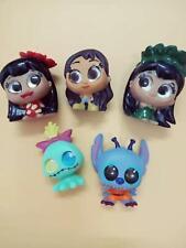 Disney Doorables Nani Stitch Luau Alian Stitch Scrump lilo and stitch set mini