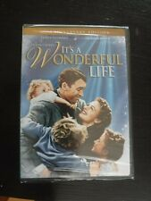 Its A wonderful Life DVD 60th Anniversary Edition James Stewart Donna Reed