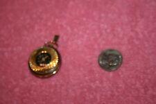 Vintage FEWA Swiss Genova Antimagnetic Pendant Pocket Watch Not Working
