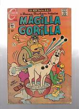 Magilla Gorilla #4 (May 1971, Charlton)
