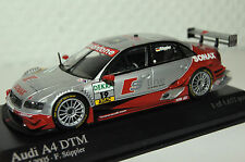 Minichamps 1/43 Audi A4 #19 DTM 2005 F. Stippler