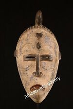 266 Rare Mask of the ibiobio Africa