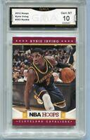 2012 Kyrie Irving Hoops  Rookie Gem Mint 10 #223
