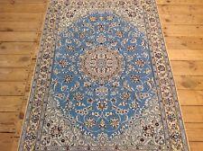 Wunderschöner Orientteppich  Nain Mit Seide 9 La  ( 168  X 112 cm) Top  Neu