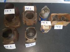 KIT PISTONI CANNE FASCE FIAT 500 GIARDINIERA diam.70,00mm 74,00mm 76,00 77,00mm