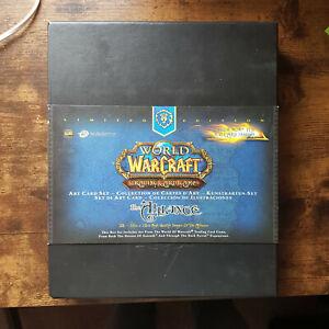 World of Warcraft Trading Card Game Alliance Art Card Set 35 Art Prints