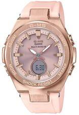 CASIO BABY-G G-MS MSG-W200G-4 AJF Women's Watch New in Box