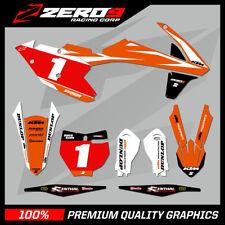 KTM SX SXF EXC EXCF XCW 125 150 250 350 450 MOTOCROSS GRAPHICS OEM ORA