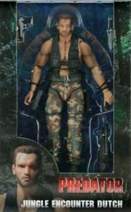 Predator Jungle Extraction Dutch 30th Anniversary Collection - 7'' Action Figure