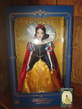 """NEW Disney SNOW WHITE Shanghai 17"""" Doll + D23 PIN both Limited Edition US SELLER"""