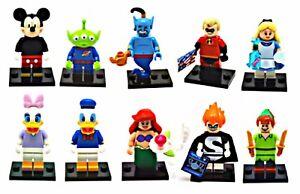 LEGO Disney Minifigures 71012 Rare – Choose Your Lego Mini figure